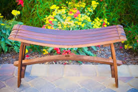 Wood Garden Bench Diy by Easy Reclaimed Wood Diy Garden Projects