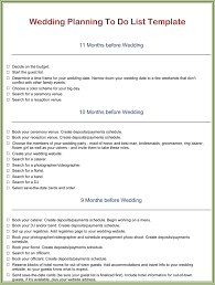 wedding to do list template to do list template