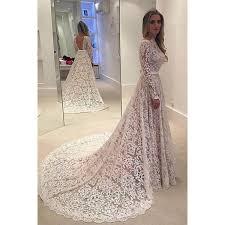 custom wedding dress backless sleeve a line wedding dresses custom