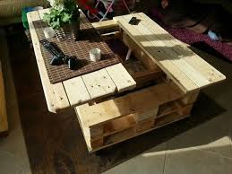 Wood Coffee Table With Storage 101 Simple Free Diy Coffee Table Plans