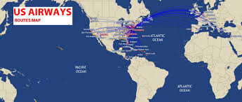 Spirit Airlines Route Map by International Flights