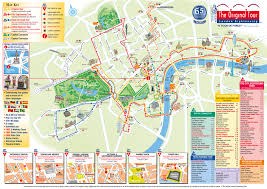 Emirates Route Map by City Sightseeing London Hop On Hop Off Tour With Free River Cruise