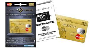 bureau de tabac banque corpedia financial lance la carte de paiement prépayée prestige