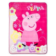 peppa pig throw 46