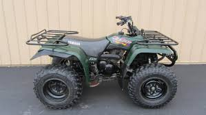yamaha 350 4x4 big bear motorcycles for sale