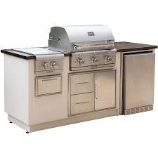 saber ez outdoor kitchen r series copper bbq guys