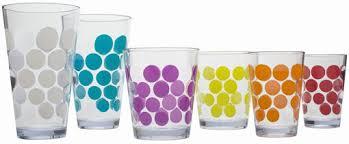 zak design zak designs dot tumblers refreshingly colorful tabletopjournal
