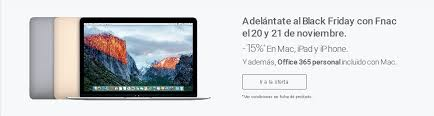 vistaprint black friday empiezas las ofertas blackfriday 2015 15 descuento apple fnac