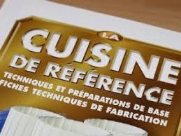 cuisine de reference livre la cuisine de référence de michel maincent morel par cuisine yum yum