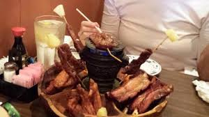 poo poo platters boo boo platter a poo poo platter but because this is the south