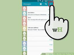 how to block texts on android 4 simple ways to block a number from texting you wikihow