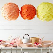 accessories 20 attractive photos do it yourself room crafts diy diy paper handmade floral shapes of chandelier for kids room crafts lamps diy colorful floral