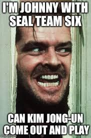Navy Seal Meme - here s johnny devgru imgflip