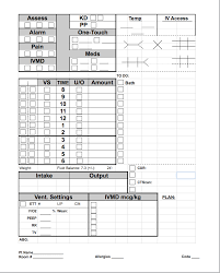 icu report template icu report template 1 professional and high quality templates