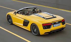 spyder cost here s how much you ll pay for the audi r8 in sa carmag co za