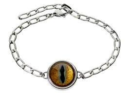 bracelet womens images Women 39 s gold dragon eye bracelet jpg