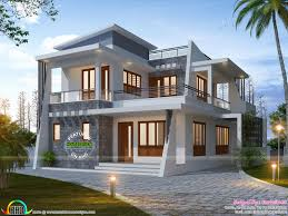 New Model House Plans In Kerala 2017
