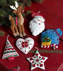 ornaments tree ornament kits sequin