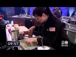 iron chef america thanksgiving past and present foodnetwork