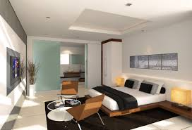 modren apartment decorating ideas with minimalist living room