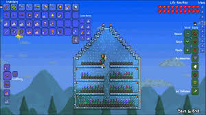 terraria guide planting seeds and growing plants youtube