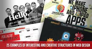 25 Examples Of Creative Graphic by 25 Examples Of Interesting And Creative Structures In Web Design