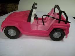 beach cruiser jeep barbie doll sport beach cruiser jeep car suv convertible vehicle