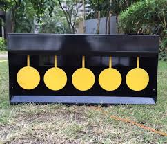 aliexpress buy black pellet trap with yellow target plates