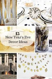 new year s decor 15 new year s decor ideas