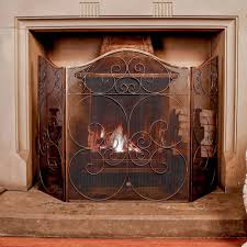 decorative fireguards and fire screens