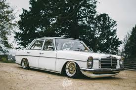 mercedes classic modified the elegant touch u2013 rory hamilton u0027s 1974 mercedes benz w115 240d