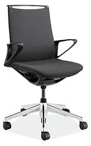 plimode office chair in black modern office chairs u0026 task chairs