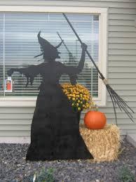 outdoor halloween witch decorations photo album 15 diy halloween