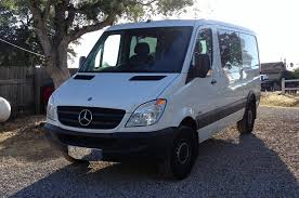 2012 Mercedes Benz Sprinter Bluetec 2500 Update 3 Motor Trend