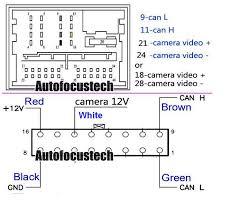 new bmw e70 e71 e7x x5 x6 original reverse image emulator rear camera