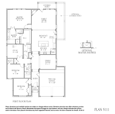 5111 floor plan at riverstone patio in sugar land tx darling homes