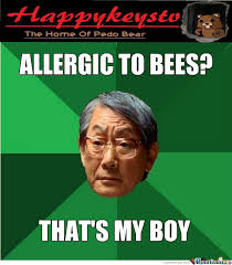 Meme Asian Father - high expectations asian father allergies by happykeystv meme center