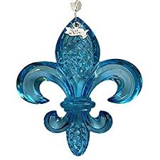 waterford 2015 fleur de lys ornament home