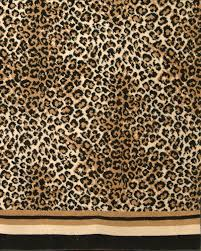 Couristan Antelope Carpet Leopard Cut Animal Collection Stark Carpet Wild For Animal