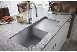 faucet com efu411510db in stainless steel by elkay