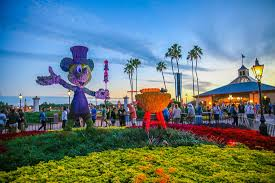 best places to eat at disney world for foodies and healthy eaters