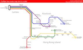 Hong Kong Mtr Map Hong Kong Tommy Ooi Travel Guide