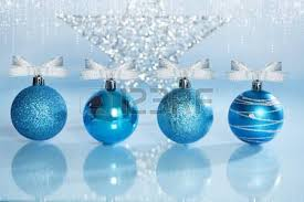 Small Blue Christmas Decorations by Shiny Blue Snowflake Ornament Christmas Tree Decoration Isolated