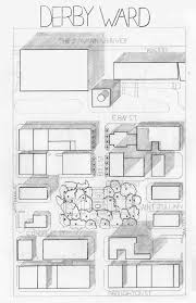 hand drafting architecture on behance