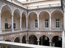 il cortile genova genoa the strade nuove and palazzi dei rolli unesco world