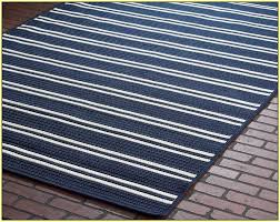 navy and white striped area rug home design ideas