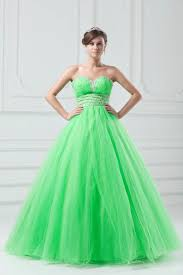 new style ball gown sweetheart floor length taffeta green