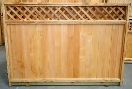installing cedar wood fence panels design u0026 ideas