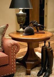 equestrian home decor english equestrian decor design con end table side in living room