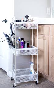 Bathroom Organizers Ideas by Easy Bathroom Storage U0026 Organization Ideas Paint Yourself A Smile
